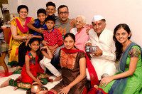 My Aaji's 100th Birthday