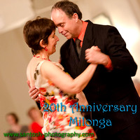 20th Anniversary Milonga Pictures